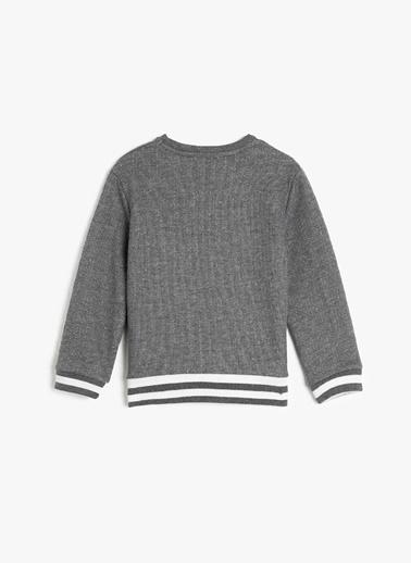 Koton Kids Sweatshirt Antrasit